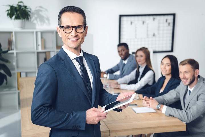 Technology Management Image: 5 Types Of Business Consulting Services